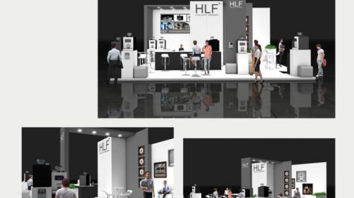Hlf, Host
